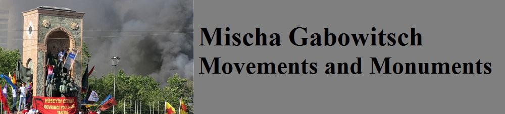 Mischa Gabowitsch
